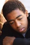 Adolescente que tiene problemas Fotos de archivo libres de regalías