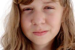 Adolescente rebelde Imagen de archivo