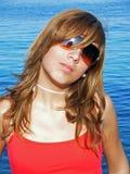 Adolescente ribelle Fotografie Stock