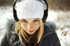 Adolescente rubio joven hermoso Imagen de archivo