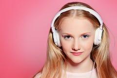 Adolescente rubio lindo Fotografía de archivo libre de regalías