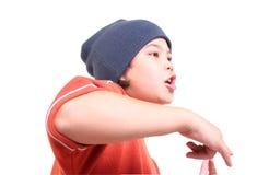 Adolescente (séries) Imagem de Stock