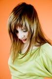 Adolescente sensual Imagenes de archivo