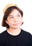 Adolescente (serie) Fotografie Stock