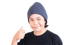 Adolescente (serie) Fotografia Stock