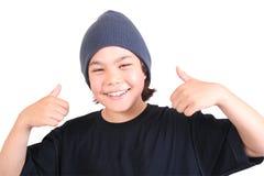 Adolescente (serie) Fotografia Stock Libera da Diritti