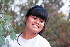 Adolescente sincero Imagen de archivo