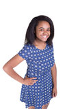 Adolescente sonriente Imagen de archivo