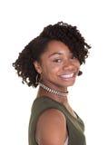 Adolescente sonriente Foto de archivo
