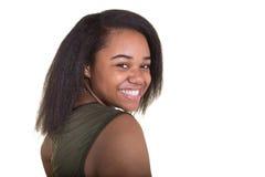 Adolescente sorridente Immagine Stock Libera da Diritti