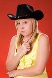 Adolescente temperamental Imagem de Stock