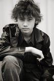 Adolescente urbano joven Imagen de archivo