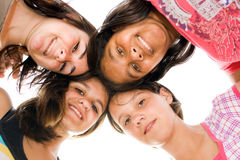 Adolescentes Foto de Stock Royalty Free