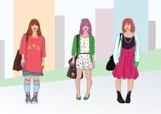Adolescentes Images stock