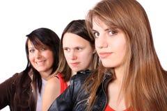 Adolescentes Image libre de droits