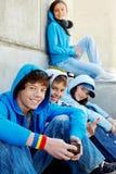 Adolescentes Imagens de Stock