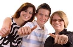Adolescentes foto de archivo libre de regalías