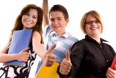 Adolescentes Fotografia de Stock Royalty Free