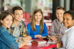 adolescentes Foto de archivo