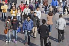 Adolescentes chinos Foto de archivo