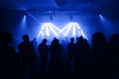 Adolescentes del baile Fotos de archivo libres de regalías