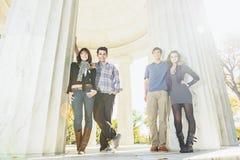 Adolescentes del Washington DC Fotos de archivo