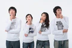 Adolescentes II Imagen de archivo