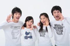Adolescentes II Imagen de archivo libre de regalías