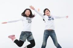 Adolescentes II Imágenes de archivo libres de regalías