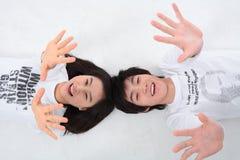 Adolescentes II Fotografía de archivo