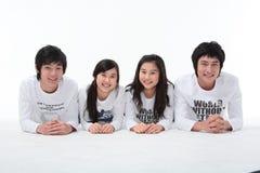 Adolescentes II Imagenes de archivo