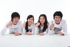 Adolescentes II Fotos de archivo