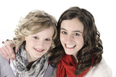 Adolescenti Immagine Stock