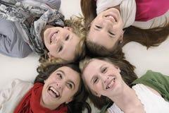 Adolescenti Immagine Stock Libera da Diritti