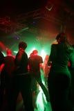 Adolescenti di Dancing immagini stock libere da diritti