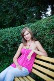 Adolescentie Royalty-vrije Stock Foto's