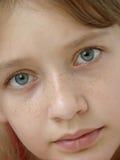 Adolescentie meisje Royalty-vrije Stock Afbeeldingen