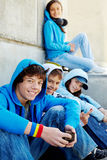 Adolescents Images stock