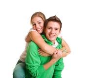 Adolescents gais Image stock