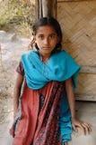 Adolescents Girl in rural India Stock Photos