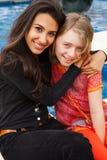 Adolescents heureux Image libre de droits
