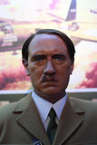 Adolf希特勒的蜡象 免版税库存图片