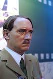 Adolf希特勒的蜡象 免版税库存照片