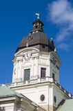 Adolf Fredrik church Stockholm Stock Photo