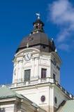 Adolf Fredrik-Kirche Stockholm Stockfoto