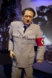 Adolf Hitler-` S WACHSFIGUR Lizenzfreie Stockfotografie