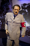 Adolf Hitler'S WAX FIGURE Royalty Free Stock Photography