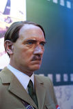 Adolf hitler's wax figure Royalty Free Stock Photos