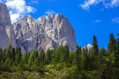 Adolf Munkel Trail in Italien Stockfoto