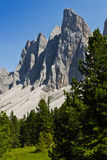 Adolf Munkel Way, South Tyrol Stock Photos